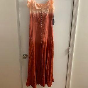 NWT Ombré Maxi Dress